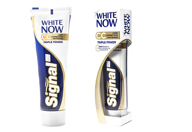 Yeni Signal White Now CC Gold