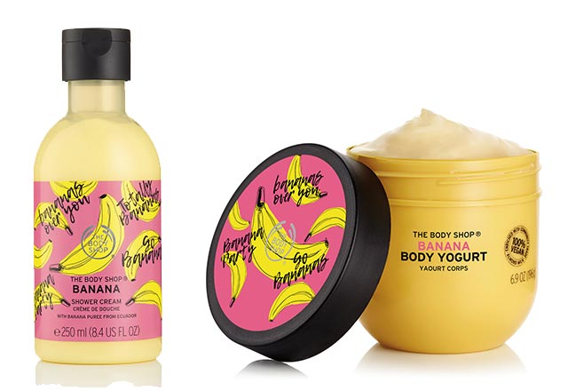 The Body Shop Banana