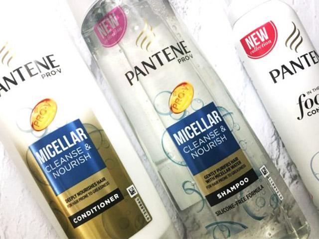 Pantene Micellar Şampuan yorumları