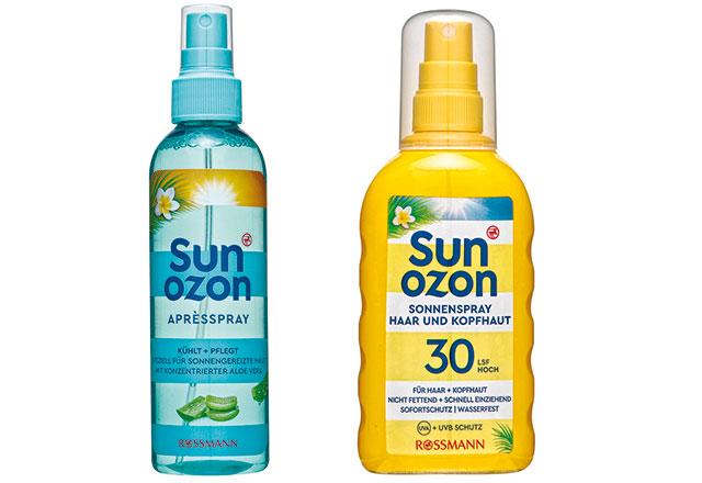 SunOzon güneş sonrası