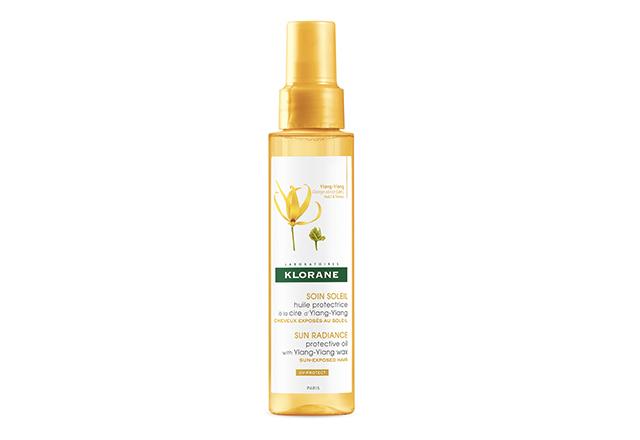 Klorane Ylang Ylang Ekstreli Güneş Korumalı Saç Bakım Yağı