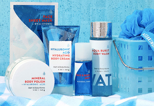 Bath & Body Works Water