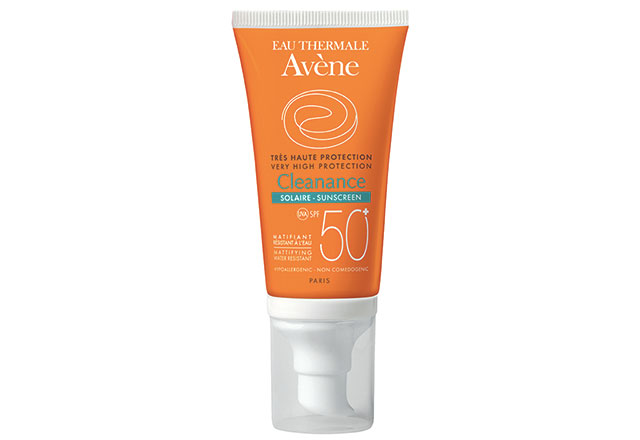 Eau Thermale Avène Cleanance Solaire Spf 50