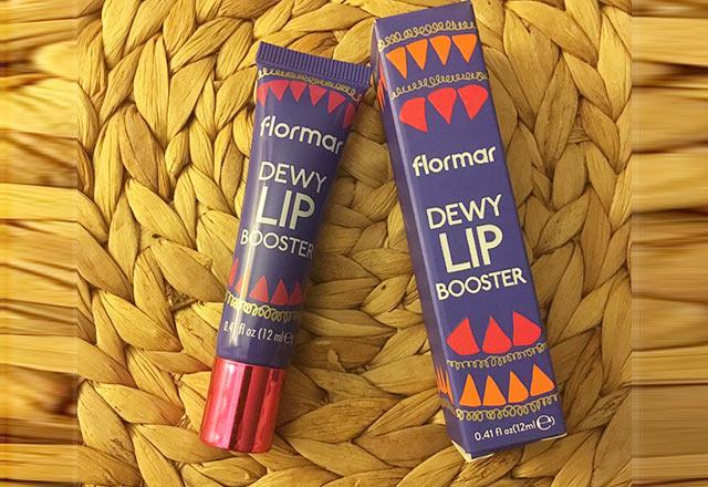 Flormar dewy lip booster