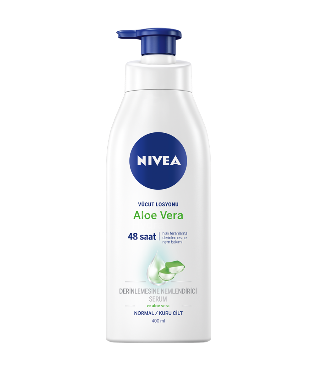 Nivea Aloe Vera Vücut Losyonu