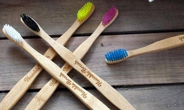 Humble Brush Bambu diş fırçası