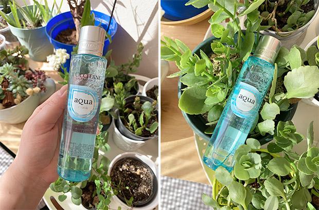 L'Occitane Aqua Reotier Moisture Prep Essence yorumları