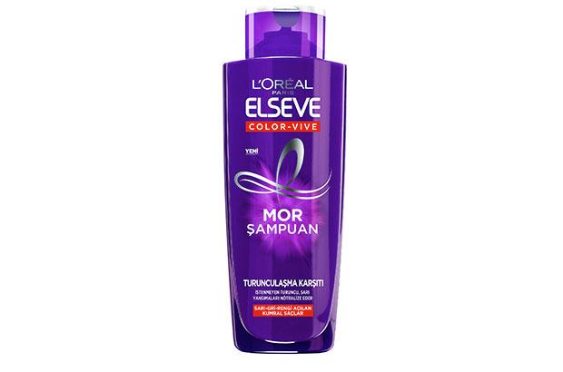 Elseve Mor Şampuan
