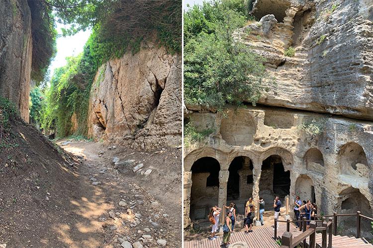 Titus Tünelleri ve Beşikli Mağara